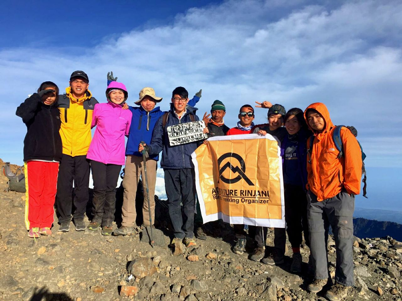 Climbing mount rinjani package lombok island indonesia about us - Profile Adventure Rinjani Trekking Packages With More Knowledges About The Culture In Northern Lombok And True Story Of Locals In Mount Rinjani